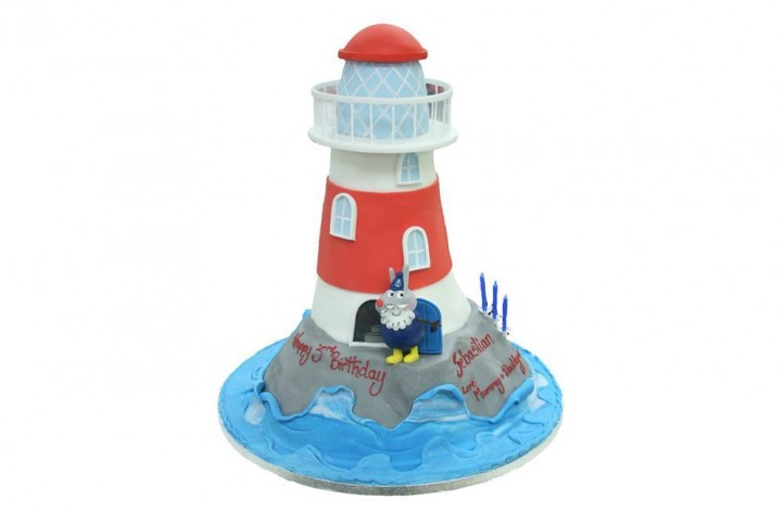 Peppa Pig Lighthouse