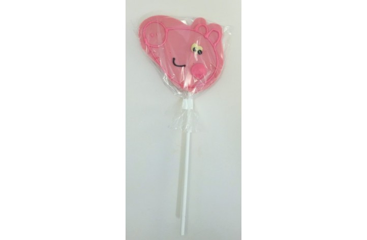 Peppa Pig Chocolate Lolly