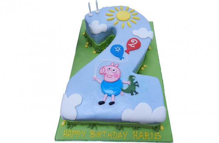 Peppa Pig Single Figure