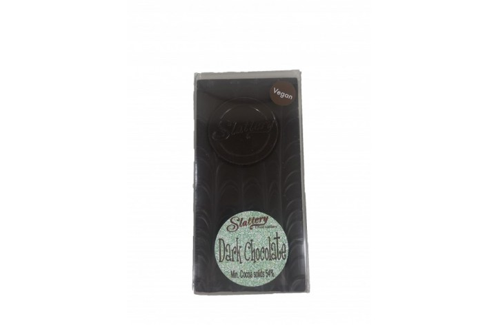 Vegan Plain Dark Chocolate Bar