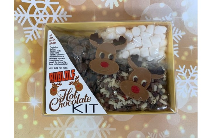 Rudolf Hot Chocolate Kit