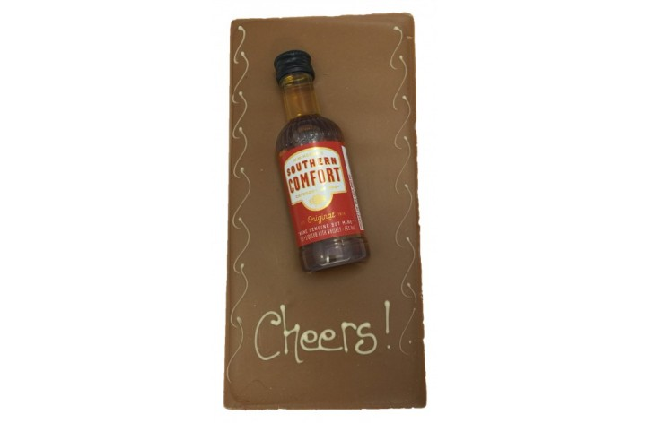 Large Chocolate Bar - Southern Comfort