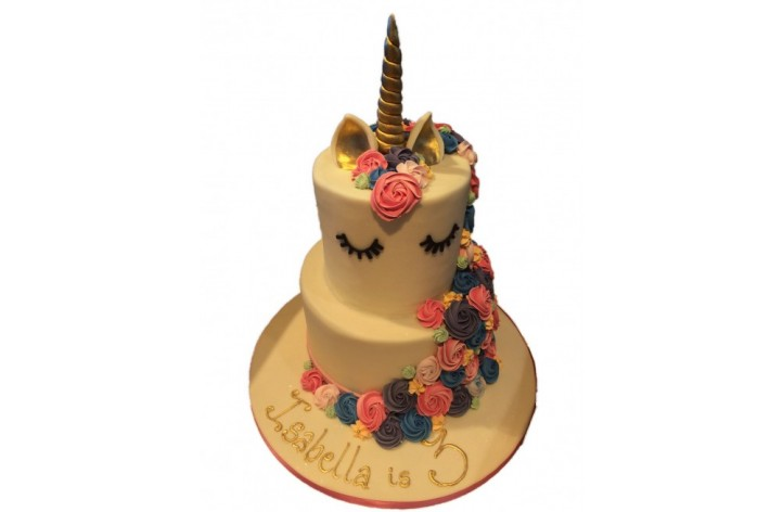 Unicorn Modern Tiered