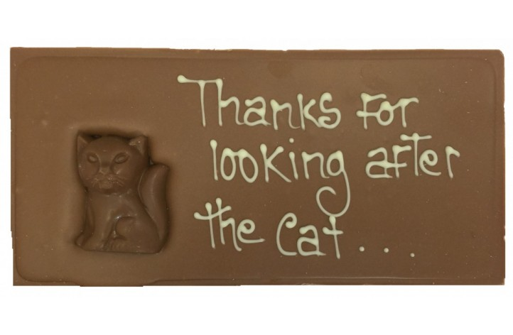 Large Chocolate Bar - Thank You(2)
