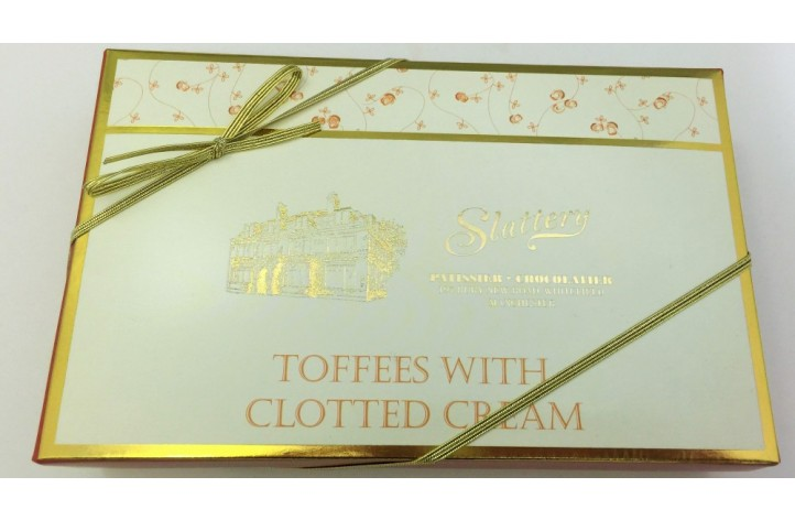 Clotted Cream Toffees Gift Box