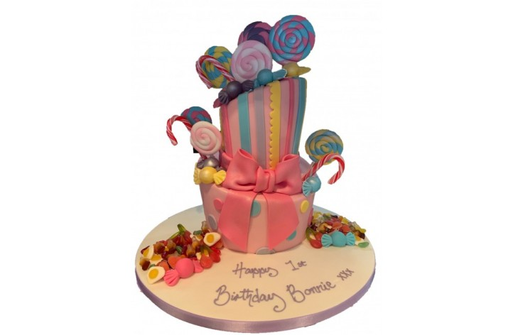 Topsy Turvy with Sweets