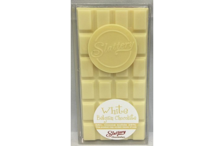 Small White Chocolate Bar