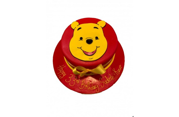 Winnie the Pooh Face