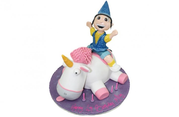 Agnes & The Unicorn