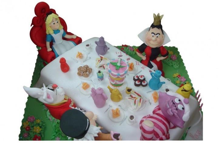 Alice in Wonderland Mad Hatter's Tea Party