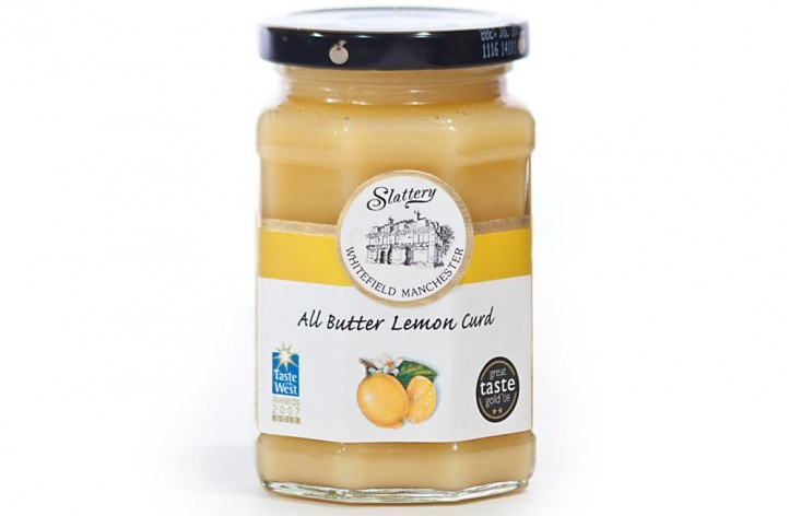 All Butter Lemon Curd