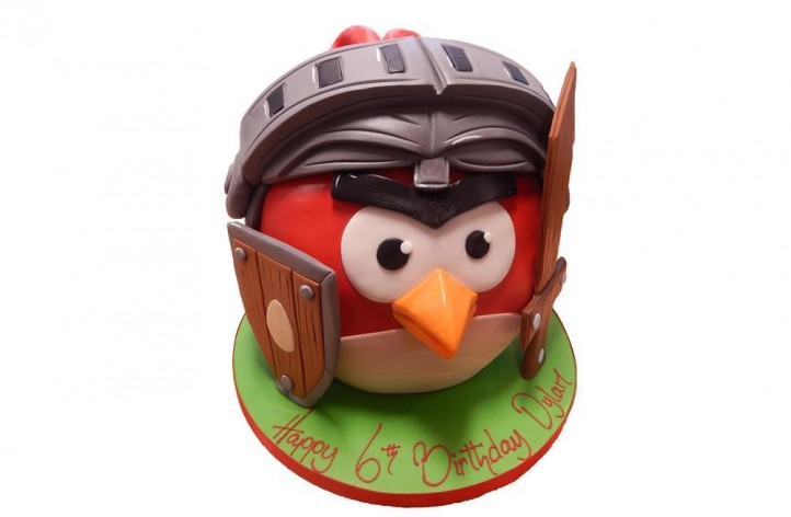Angry Bird Full Figure