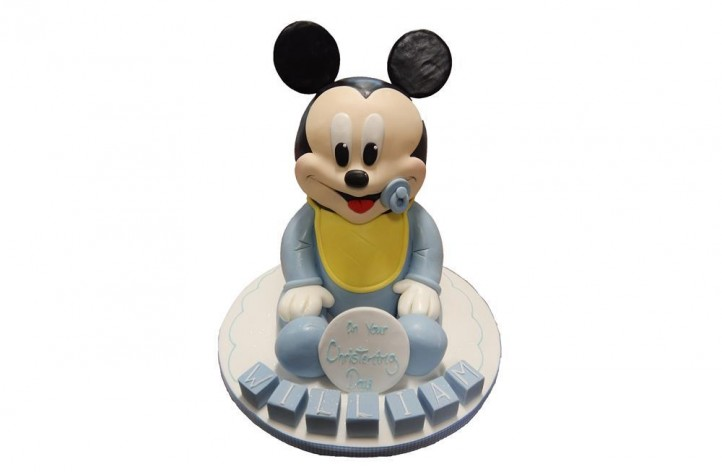 Baby Boy Mickey