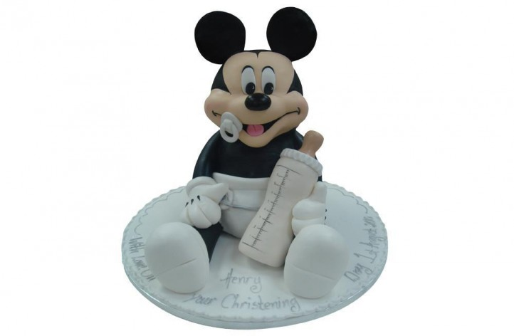 Baby Mickey Mouse Full Figure
