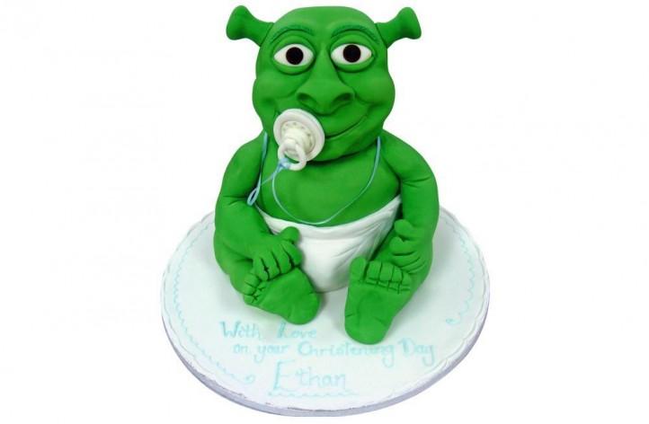 Baby Shrek