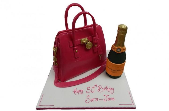 Bag & Champagne