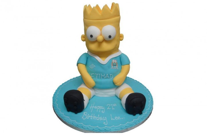 Bart Simpson Full Figure