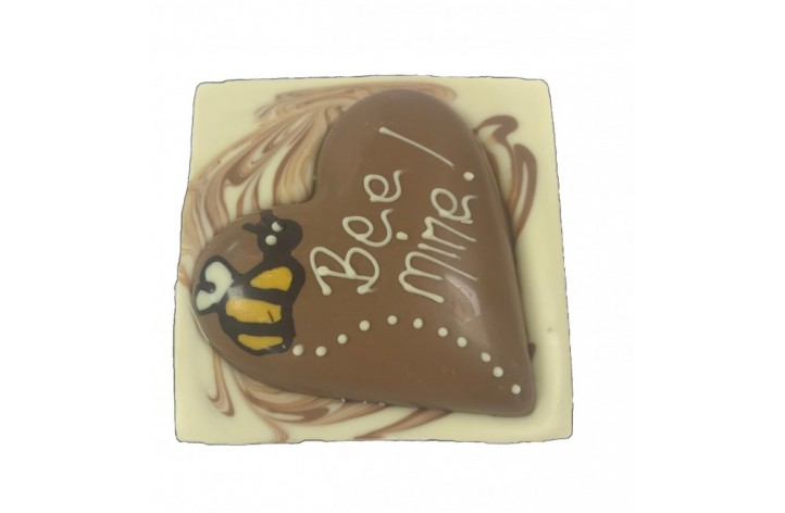 Bee Mine Chocolate Bar