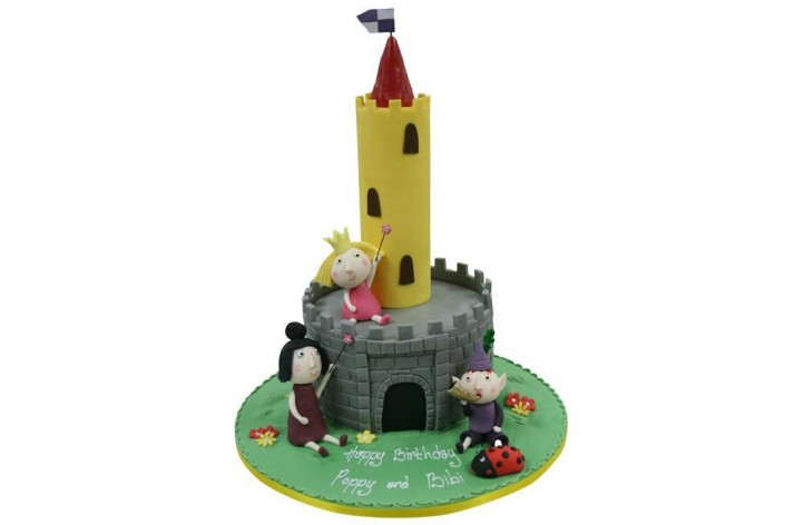 Ben & Holly's Little Kingdom Castle