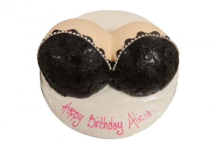 Bra Cake