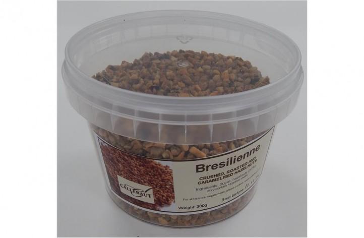 Bresiliene 300g  (Crushed, roasted & Caramelised hazelnuts)