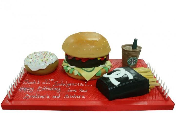 Burger & Other Goodies