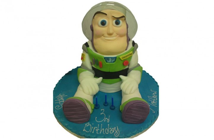 Buzz Lightyear Full Figure