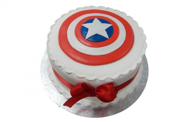 Captain America Simple