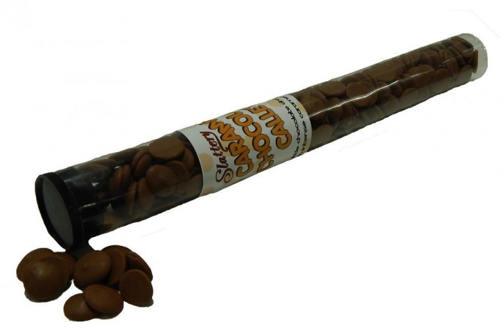 Caramel Chocolate Callets Tube