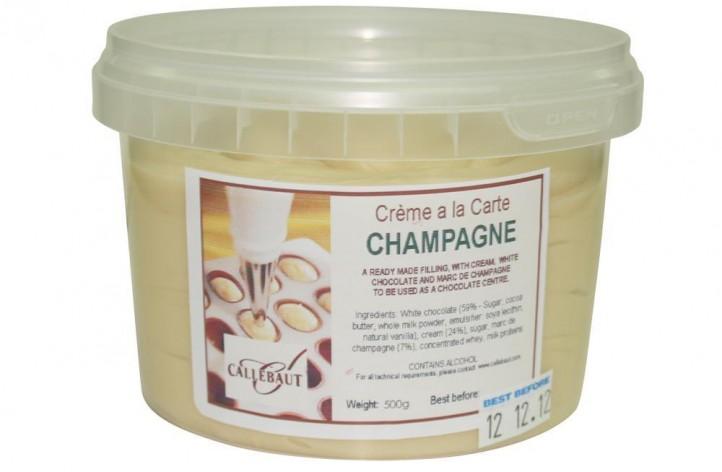 Champagne Creme 500g