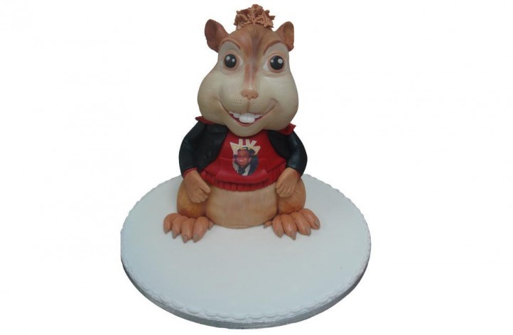 Chipmunk Full Figure