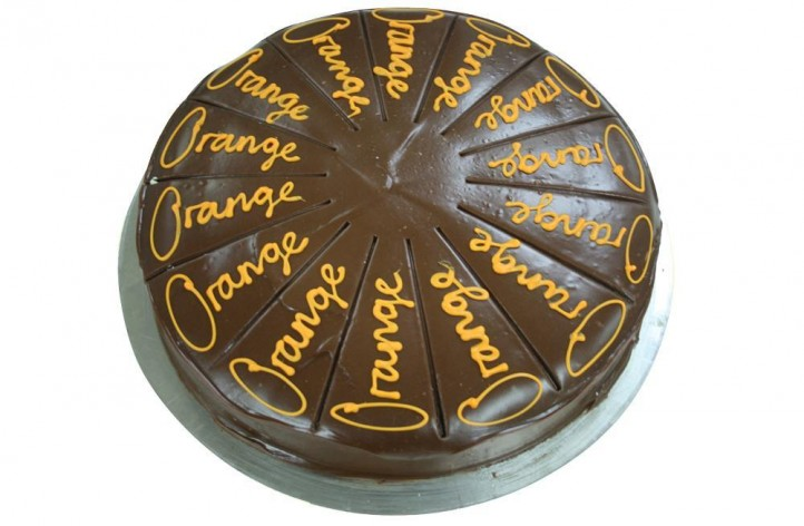Chocolate & Orange Cake