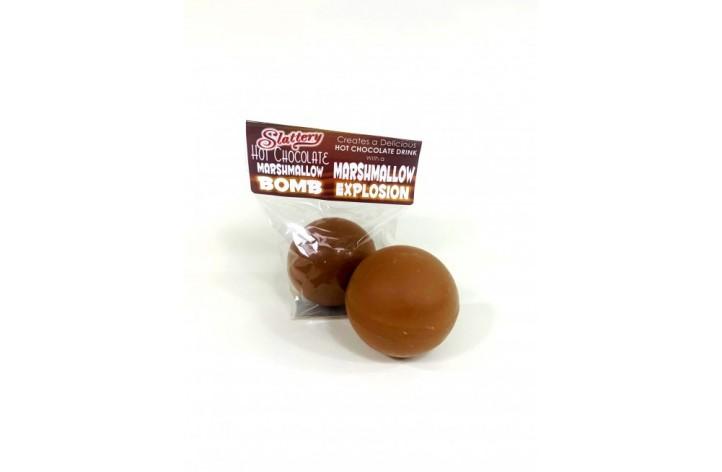 Hot Chocolate Marshmallow Bomb