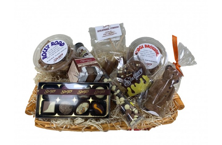 Chocolate Family Treats Hampers