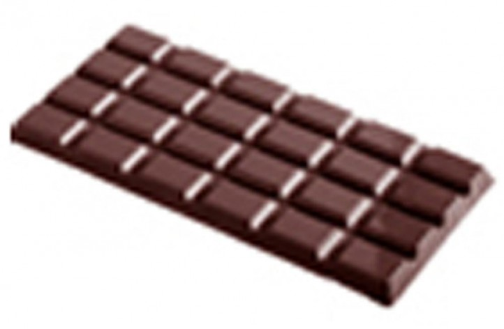 Chocolate Bar Mould Hard Plastic Mould