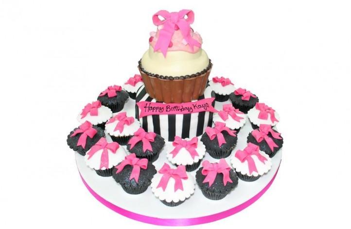 Chocolate Cupcake & Cupcakes
