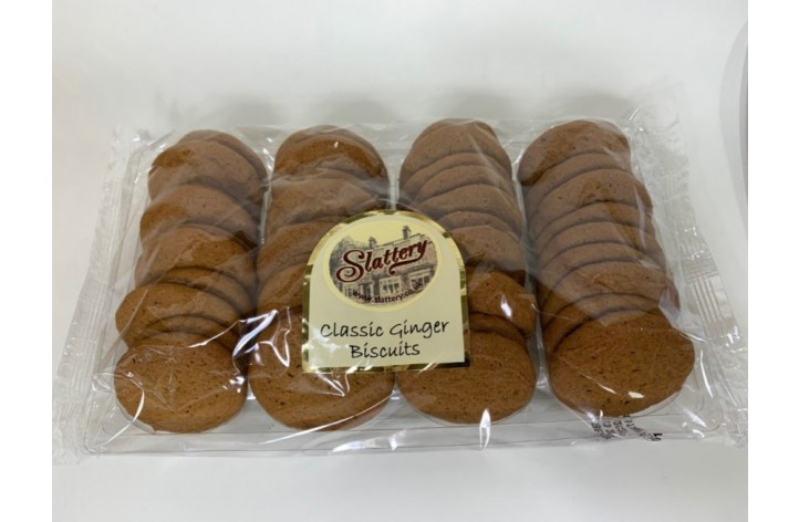 Classic Ginger Biscuits