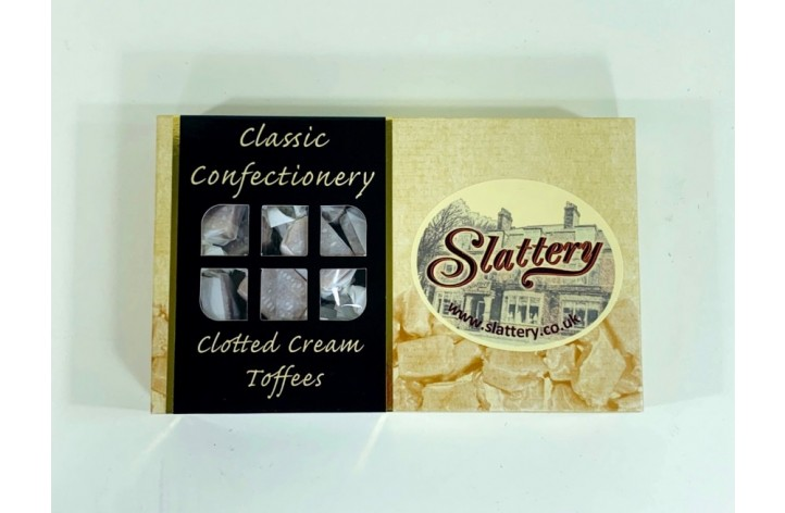 Clotted Cream Toffees Tins
