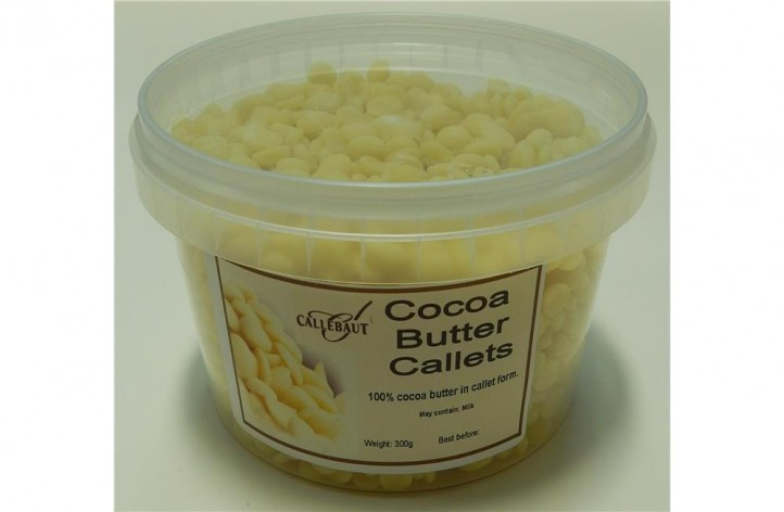 Cocoa Butter 300g