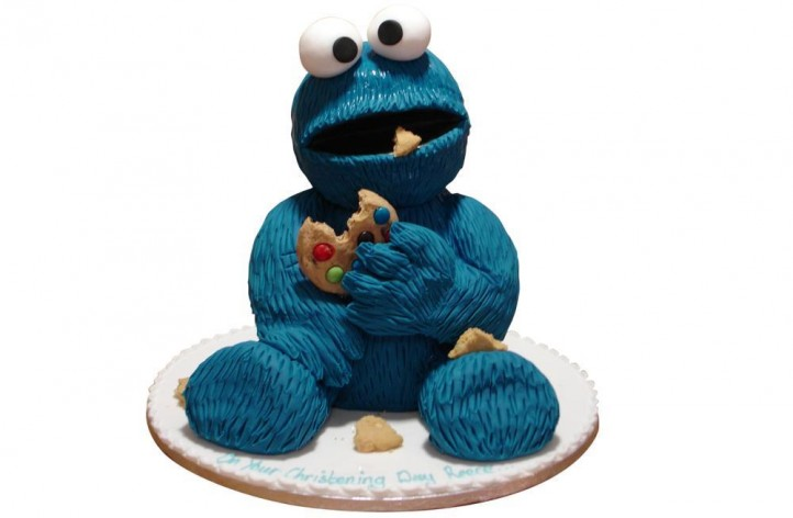 Cookie Monster Full Figure