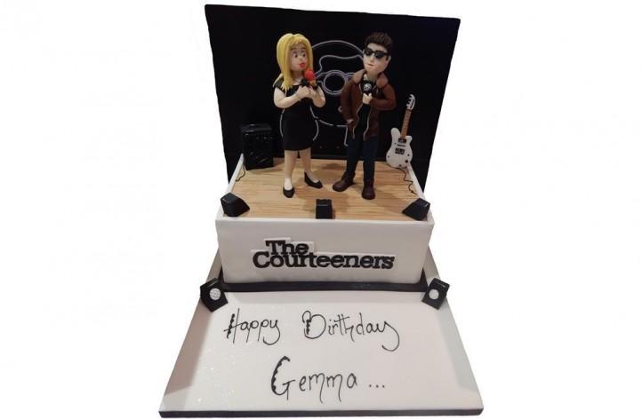 Courteeners Cake