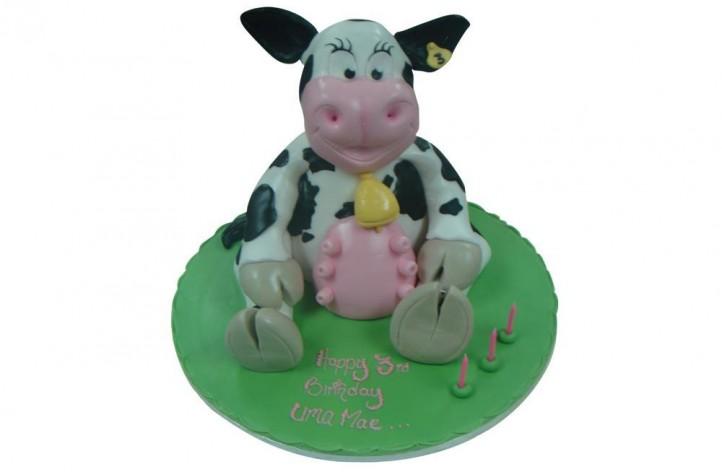 Cow Full Figure