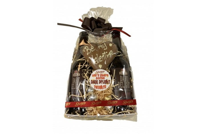 Dark Delight Valentines Hamper