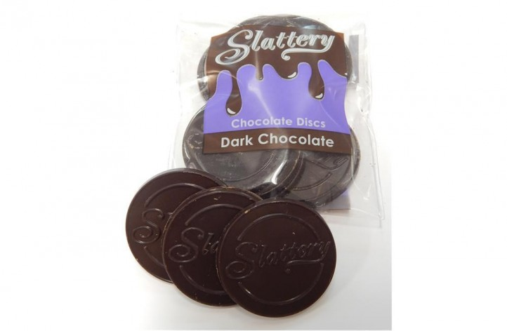 Dark Chocolate Discs