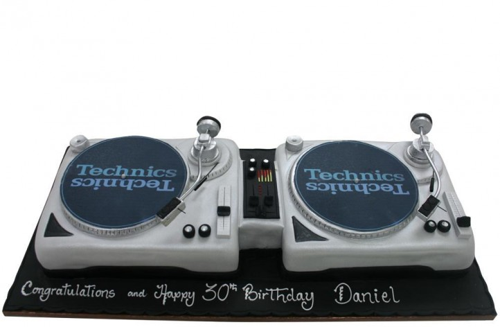 DJ Decks - Turntable