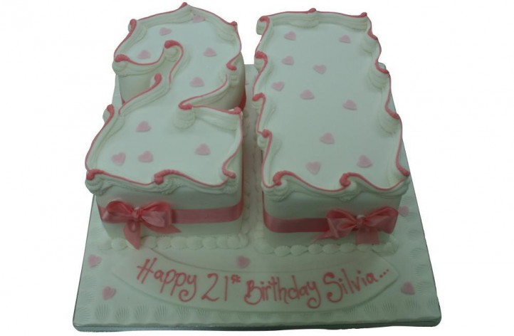 Double Figure with Royal Icing Decorations