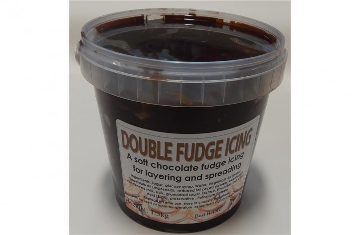 Cake Filling - Double Fudge Icing Filling - 1.5kg