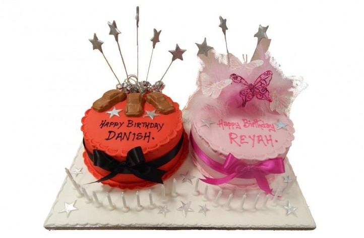 Double Simple Cake