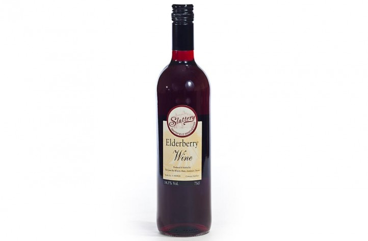 Elderberry Wine