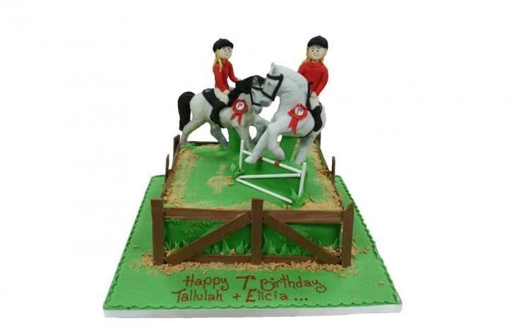 Equestrian (Horse) Cake